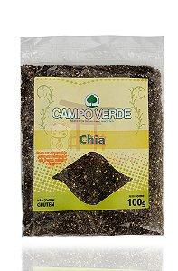 Semente de Chia - Casa Forte 200 g
