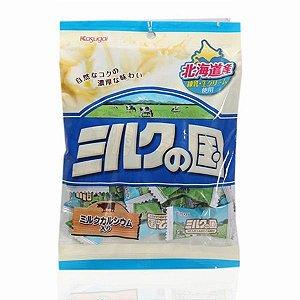 Bala sabor Leite Milk no Kuni - Kasugai 120 g