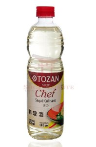 Saquê Culinário Seco (Chef) - Tozan 500 ml
