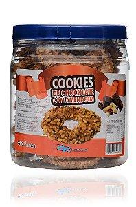 Cookies de Chocolate com Amendoim - Brandão 240 g