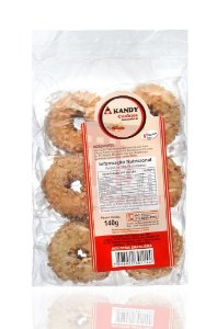 Cookies de Amendoim - Kandy 140 g