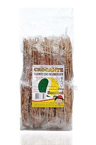 Biscoito Doce de Amendoim (Sembei) - Crocante 290 g