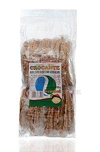 Biscoito Doce de Gergelim (Sembei) - Crocante 290 g