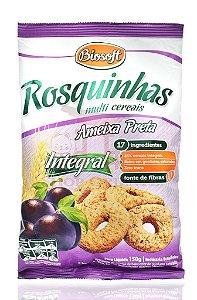 Rosquinhas Integrais - Ameixa Preta 150 g