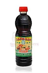 Molho de Soja (Shoyu) Macrobiótico - Daimaru 500 ml