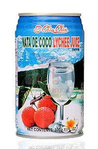 Suco de Lichia com Nata de Coco 315 ml