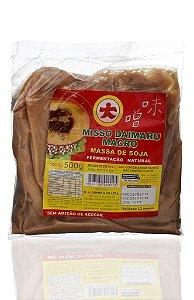 Missô (Massa de Soja) Daimaru Macro - Fermentação Natural 500 g