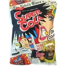 Bala de Cola (Super Cola Candy) - Nobel 83 g