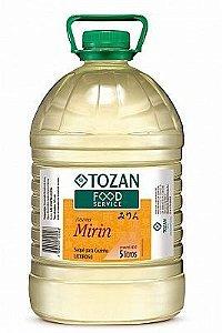 Saquê Culinário Mirin Tozan – 5 L