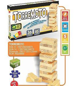 TORREMOTO - BRINQUEDO EDUCATIVO