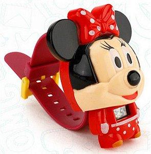 Relógio Infantil Minnie