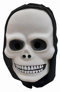 Máscara Caveira com Capuz