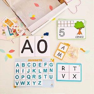 Letras e Números