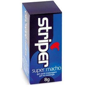 SUPER MACHO Gel que aquece, excita e potencializa a ereção
