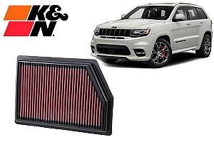 Filtro K&N Jeep Cherokee V6 14+