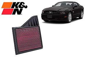 Filtro K&N Mustang V6 11/14