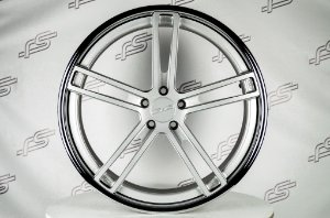 Roda GFG Monarch Aro 22 / 5x112 (Kit com 4 Rodas)