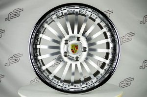 Roda GFG Torino Aro 22 / 5x120 (Kit com 4 Rodas)