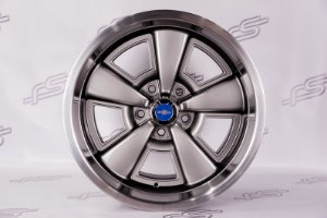 Roda YearOne 5-Spoke Aro 17 / 5x120 (Kit com 4 Rodas)