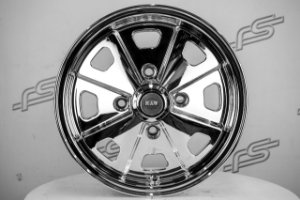 Roda 914 Aro 15 Chrome Paint / 4 Furos