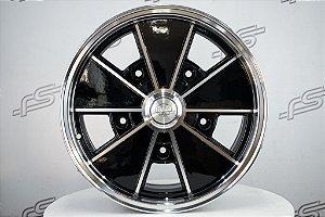 Roda Raw Classics BRM Aro 17 / 5 Furos (5x205)