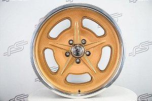 Roda Salt Flat bronze Aro 18 e 20 / 5 Furos (Kit com 4 Rodas)
