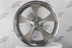 Roda RIDLER 645 GREY  Aro 17 / 5X114,3