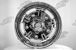 Roda Speed Master Cromada Aro 15 / 5 Furos 5x205 (Tala 5)