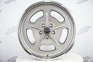 Roda Salt Flat Grey Aro 18 / Tala 9 / Furação 5x114,3