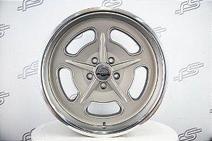 Roda Salt Flat Grey Aro 18 (Tala 8) 5x114,3