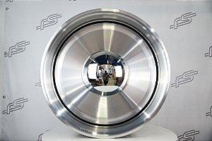 Roda Smoothie Diamantada Aro 20x10,5  5 / 6 furos (Traseira)