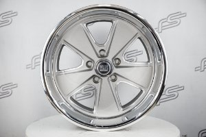 Roda U.S Mag Roadster Grafite Jateada Borda Diamantada 17x8 5x114,3 (KIT COM 4 RODAS )