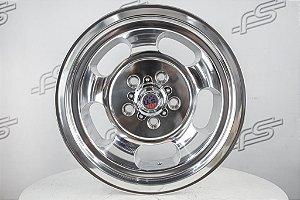 Roda U.S Mag Indy Polish 15x7 / 15X8 - 5x114,3 (KIT COM 4 RODAS)