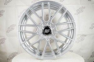Jogo De Rodas Rotiform RSE Prata 5x112/120 - 20x8,5 e 20X10