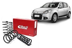Pro-kit Molas Esportivas Eibach Renault Sandero e Logan 1.6 (2014+)