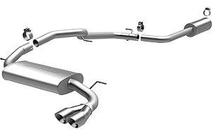Escapamento Magnaflow Ford Focus L4 2.0 2014/2015
