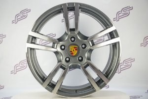 Jogo De Rodas Porsche Cayenne Turbo 2011 5x130 - 20x9 E 20X11