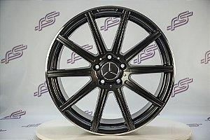 Jogo De Rodas Mercedes AMG E-63 2015 5x112 -19x8,5 e 19x9,5