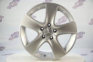 Jogo De Rodas Mercedes CLA-180 2018 Original Prata 5x112 - 17x7,5