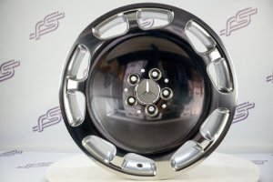 Jogo De Rodas Mercedes S-560 Maybach 2019 Polida 5x112 - 19x8,5