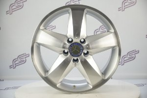 Jogo De Rodas Mercedes SLK-350 Prata 5x112 - 17x7,5 E 17x8,5