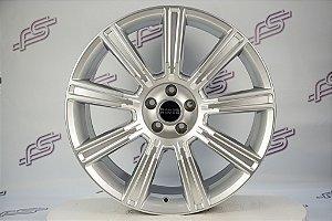 Jogo De Rodas Land Rover Evoque Edition 2014 Prata 5x108- 20x9,5