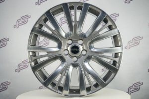 Jogo de Rodas Range Rover HSE 2020 Grafite Polish 5x120 - 21x9,5