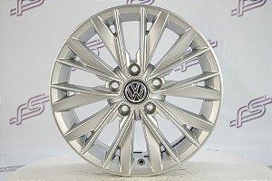 Jogo De Rodas VW Jetta 2019 Original Prata 5x112 - 16x6,5
