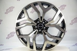 Jogo De Rodas Land Rover Velar Hse 2018 5x108 - 22x9,5
