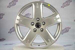 Jogo De Rodas Chrysler Journey Prata 5x127 - 19x7