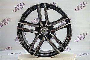Jogo De Rodas Mercedes AMG E-63 2020 5x112 - 19x8,5 E 19x9,5