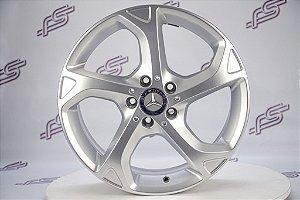 Jogo De Rodas Mercedes GLA 200 2018 Original Prata 5x112 - 18x7