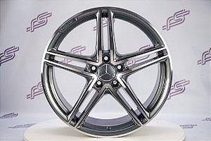 Jogo De Rodas Mercedes AMG GT-200 5x112 - 19x8,5 e 19x9,5