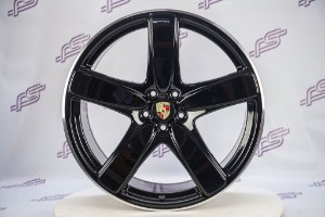 Jogo De Rodas Porsche Macan 2019 5x112 - 21x9 e 21x10